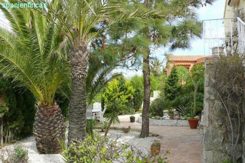 Großartig PROVISIONSFREI Spanien, Jávea 1. Meereslinie, 156qm Villa, 3  DQ62