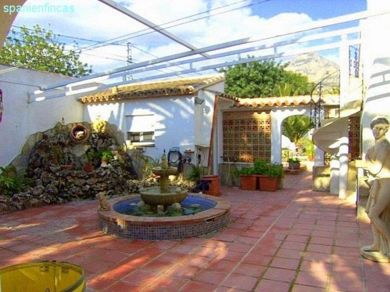 spanien javea 160 qm finca villa 3 schlafzimmer schwimmbecken studio quelle qm. Black Bedroom Furniture Sets. Home Design Ideas