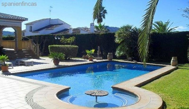 PROVISIONSFREI, spanisch rustikale Villa: 400 qm, Schlafzimmer: 4 ...