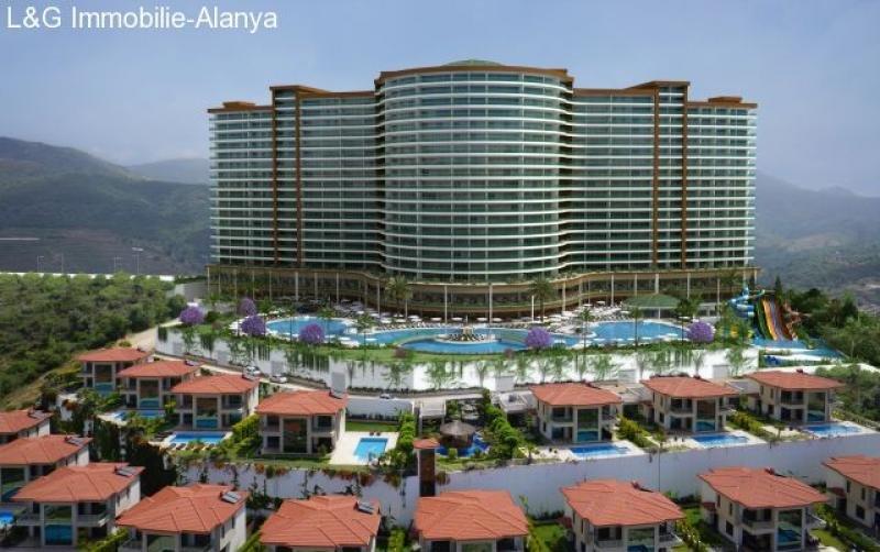 5 Sterne Luxus Hotel Und Apartments In Alanya Zu Verkaufen