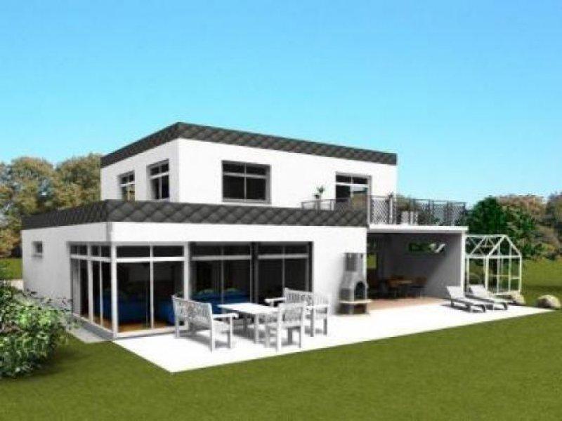 das magdeburghaus villa weimar klares design im bauhausstil als effizienzhaus 70 homebooster. Black Bedroom Furniture Sets. Home Design Ideas