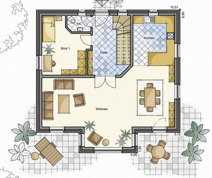 ein gro z giges einfamilienhaus mit kapit nserker auf ihrem grundst ck homebooster. Black Bedroom Furniture Sets. Home Design Ideas