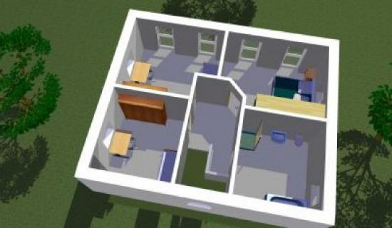 Grosszugiges Modernes Haus Mit Pultdach Homebooster
