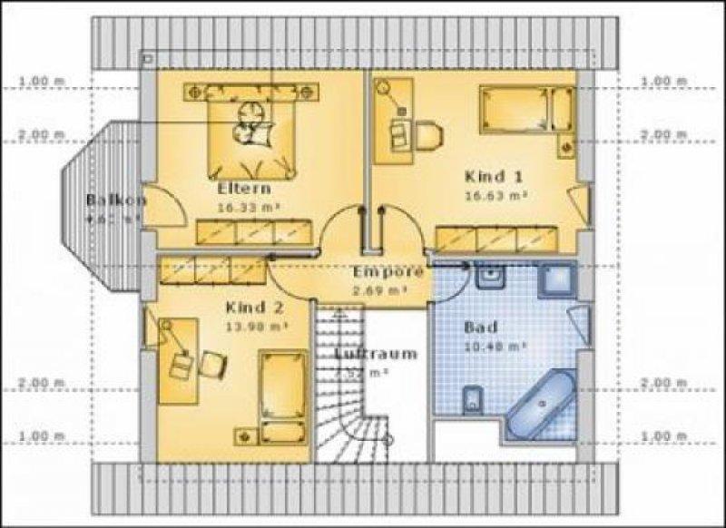 Tolles Haus Mit Satteldach Erker Und Balkon Viel Platz Fur Sie Und