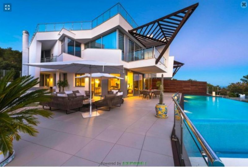 Luxus Reihenhaus Marbella im Millionär Viertel Sierra