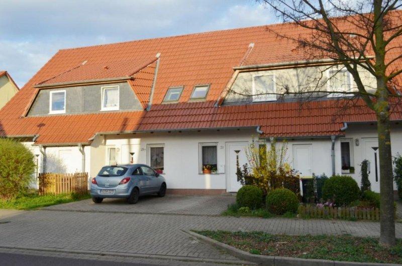 Klasse sehr gepflegtes Reihenmittelhaus in Magdeburg