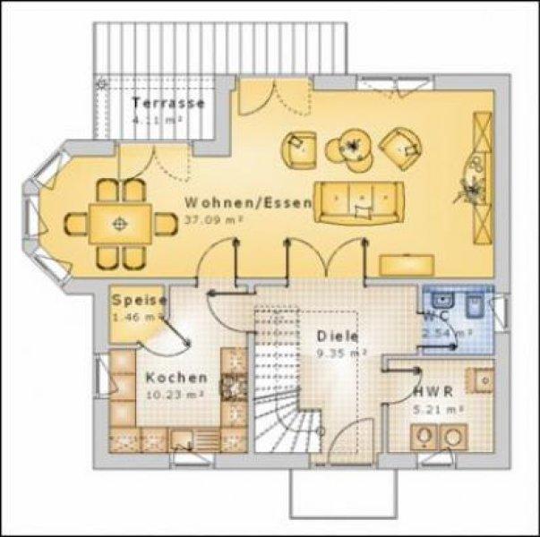 Häuser Ortenaukreis Homebooster: Tolles Haus Mit Satteldach, Erker Und Balkon