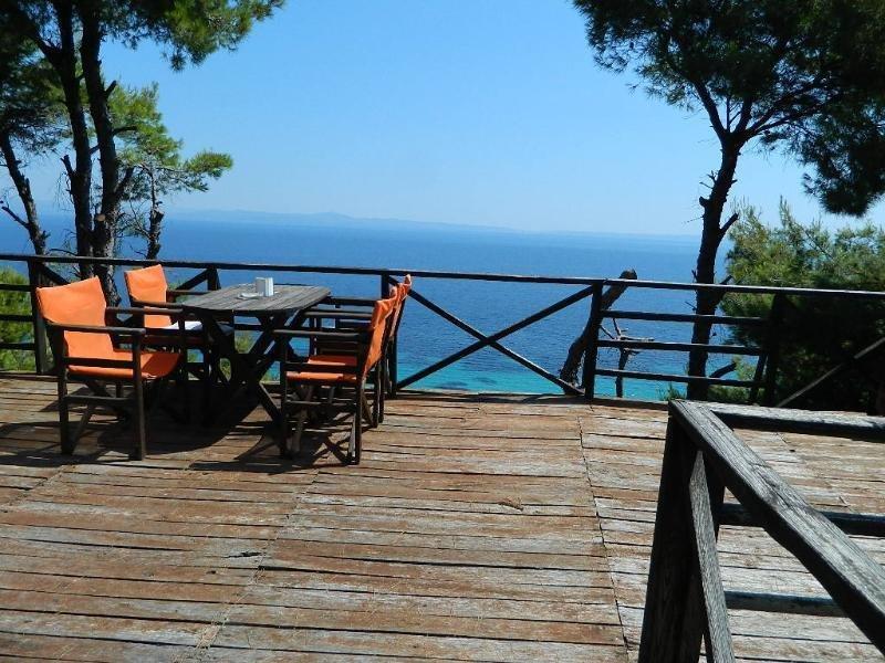 Luxus Villa Mit Super Blick Aufs Meer In Chalkidike Afytos
