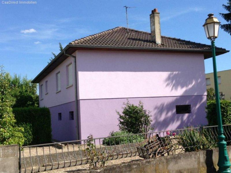 Einfamilienhaus im Elsass 2 Km von Neuenburg 15 Min v