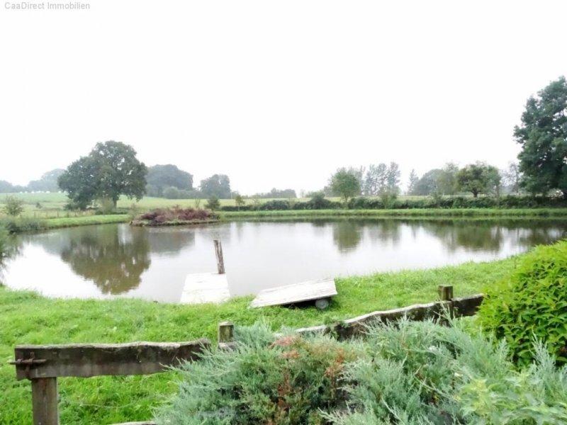Teich Kaufen bauernhaus mit 4 hektar umschwung u teich 95 km basel
