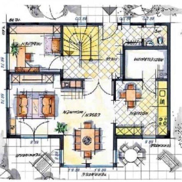 Häuser Ortenaukreis Homebooster: Projektiertes Architektenhaus In Traumlage