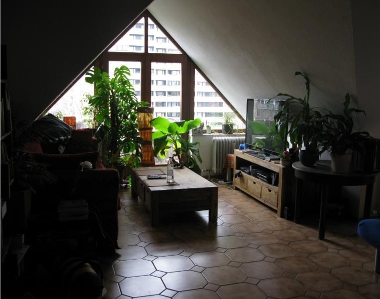 2 3 zimmer maisonette galeriewohnung in ruhiger und zentraler lage karlsruhe weststadt. Black Bedroom Furniture Sets. Home Design Ideas