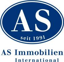 Logo AS Immobilien International Kilic